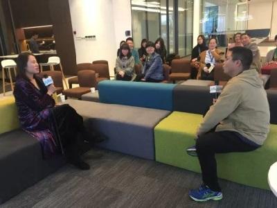新加坡杭州科技园携手樊登读书会举办读书分享会活动