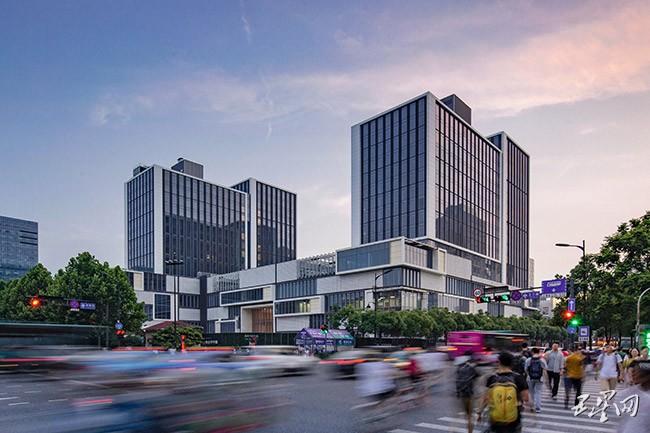坤和万科・黄龙万科中心:突破传统 以创新驱动城市发展