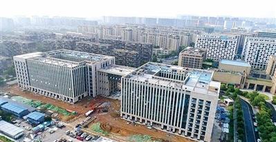 杭州西溪大厦项目预计年底启用