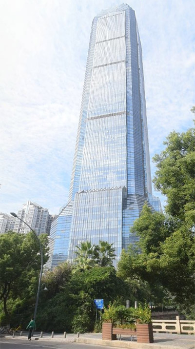 温州:陋巷崛起 第一高楼
