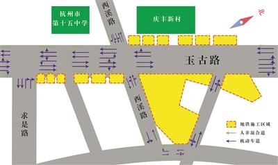 杭州地铁3号线、10号线以及5号线建设又有新进展