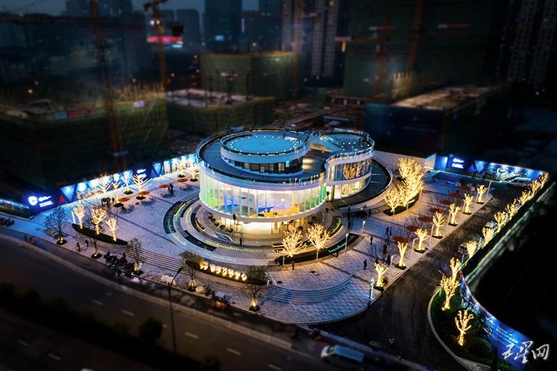 简约背后皆有深思 杭州运河万科中心办公空间设计谈