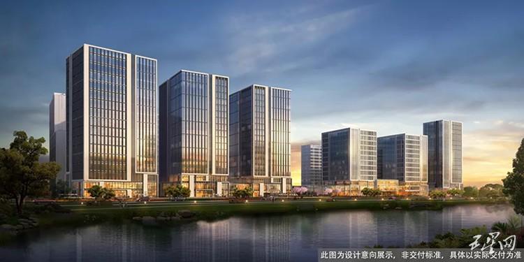 杭州运河万科中心:办公集群首期盛大交付 开启拱墅商务办公新时代