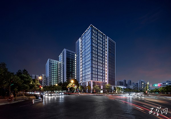 拥抱数智杭州,杭州运河万科中心助力汽车互联网产业发展